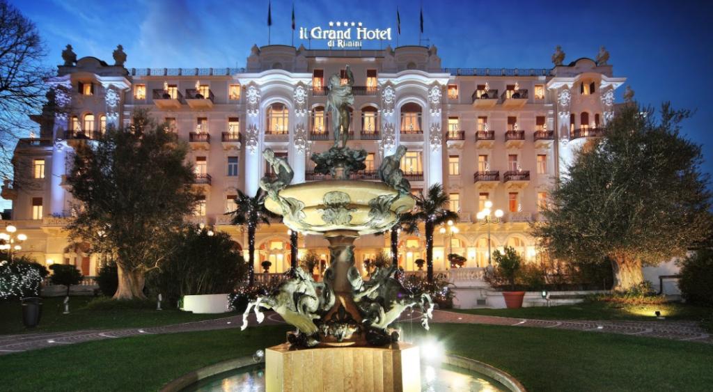 """Corso di Aggiornamento 03.09.2020 """"Rimini"""": Grand Hotel Rimini ed Online"""